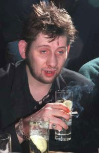 Picture of drunk guy